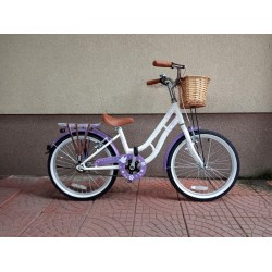 1a94dd653fb Детски велосипед VIKING PALOMA 20 цола с кошничка