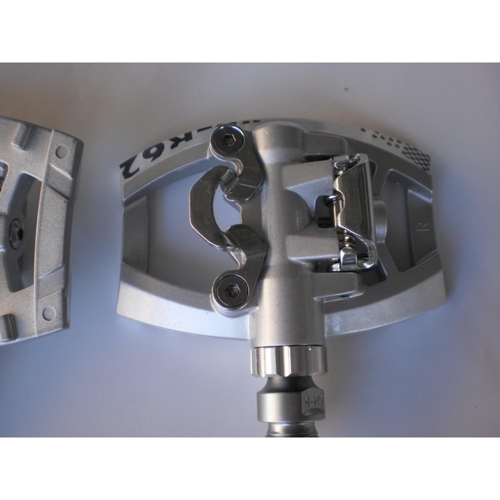 eb9c17b0462 Комплект Тайвански алуминиеви педали VP R62