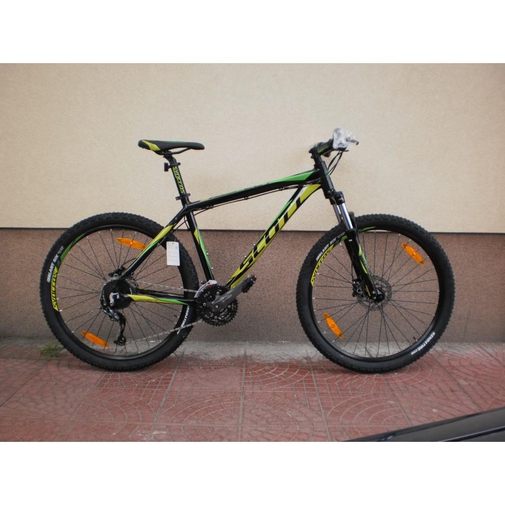 21e8af7b98b MTB спортен велосипед SCOTT 745 ASPECT 27,5 цола хидравлика ,диск,модел  2015г