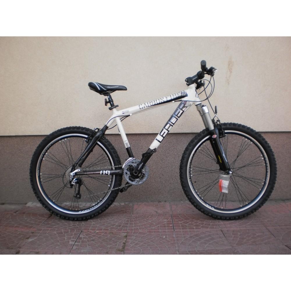 f6d600793c8 Спортен МТВ велосипед 26 цола задна карбонова вилка пълен монтаж SHIMANO  DEORE XT 27 скорости