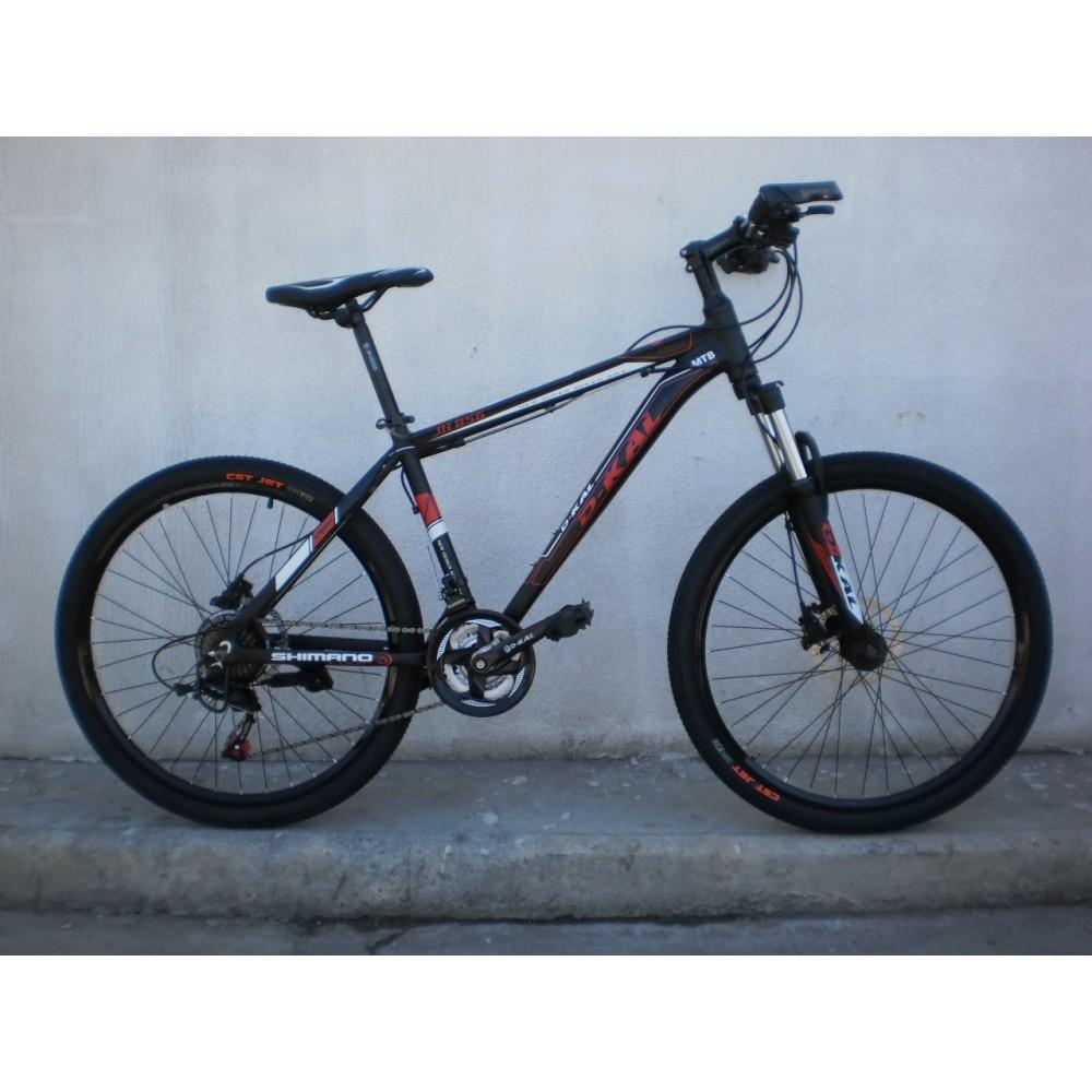 bcd605802be Спортен МТВ велосипед D-KAL JH 856 алуминиев 26 цола хидравлика,диск