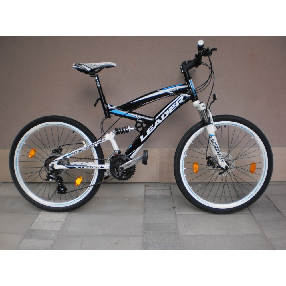 fbfaff29576 Планински МТВ велосипед ENERGY 26 цола диск,преден и заден амортисьор