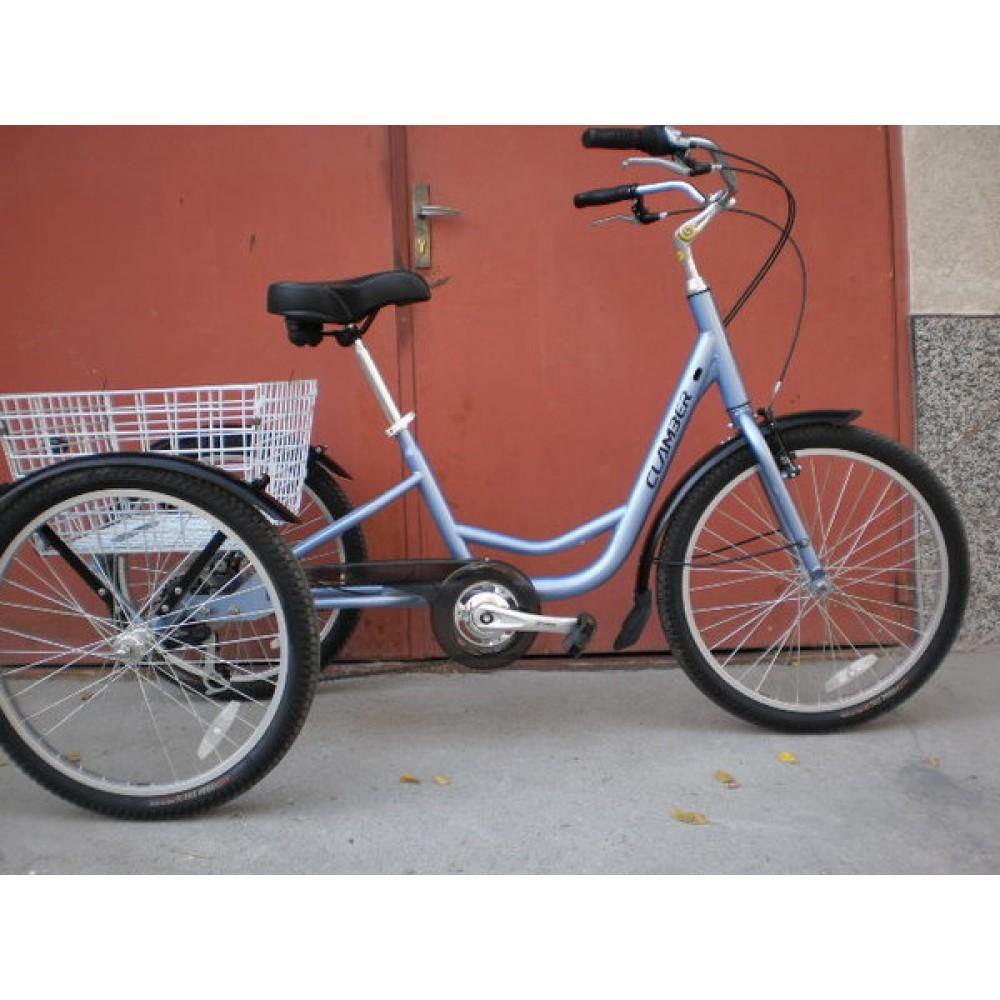 4aa7cd79088 Градски велосипед триколка KLIM3ER