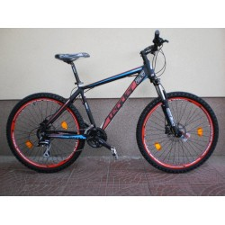 cf668b14fe7 Мтб велосипед Rebel 26 цола модел 2014г диск хидравлика
