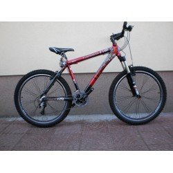 01fc45ae1f4 Мтв велосипед задно окачване карбон 26 цола 27 скорости