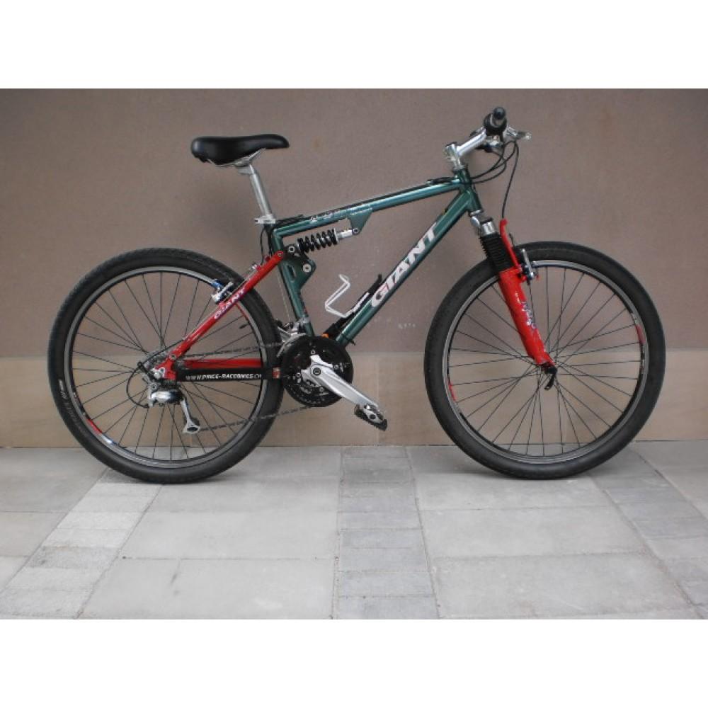 481b2502d85 Мтв велосипед Giant 26 цола преден и заден амортисьори