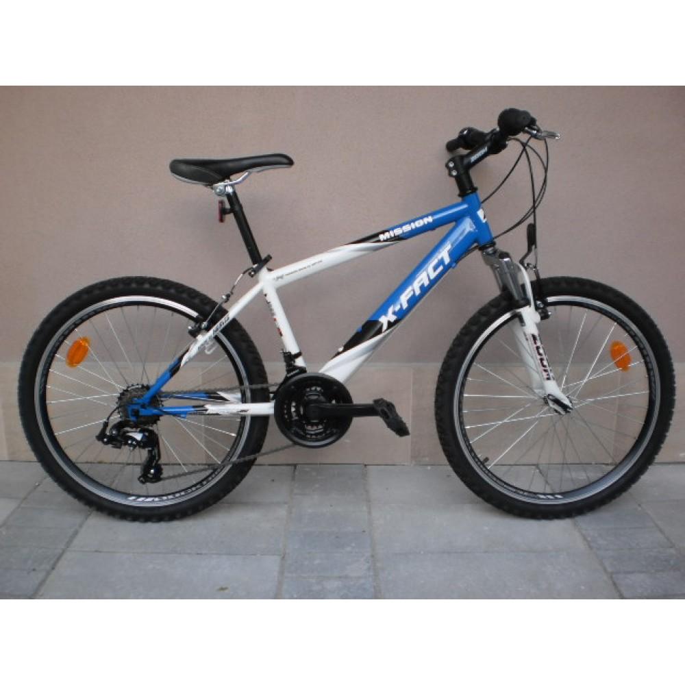 e15dacbc85b Юношески велосипед X-FACT 24 цола